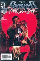 Punisher (One shots, Graphic novels) -OS- Punisher / Painkiller Jane: Lovesick