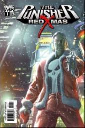 Punisher (One shots, Graphic novels) -OS- The Punisher: Red X-Mas