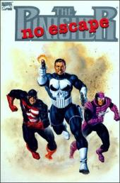 Punisher (One shots, Graphic novels) -GN- The Punisher: No escape