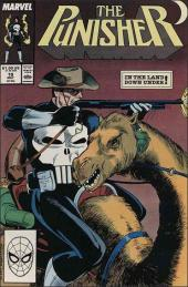 Punisher Vol.02 (Marvel comics - 1987) (The) -19- The spider