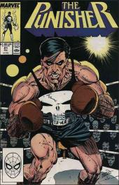 Punisher Vol.02 (Marvel comics - 1987) (The) -21- The boxer