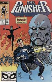 Punisher Vol.02 (Marvel comics - 1987) (The) -22- Ninja trainning camp