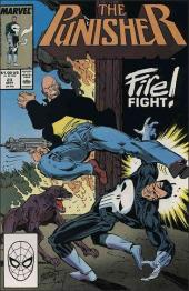 Punisher Vol.02 (Marvel comics - 1987) (The) -23- Capture the flag