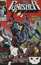 Punisher Vol.02 (Marvel comics - 1987) (The) -31- Crankin'