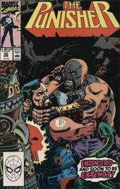Punisher Vol.02 (Marvel comics - 1987) (The) -32- Speedy solution