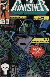 Punisher Vol.02 (Marvel comics - 1987) (The) -34- Exo-skeleton