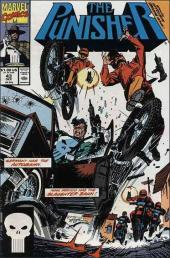 Punisher Vol.02 (Marvel comics - 1987) (The) -43- Border run