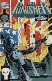 Punisher (1987) (The) -44- Flag burner