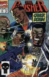 Punisher Vol.02 (Marvel comics - 1987) (The) -61- Crackdown
