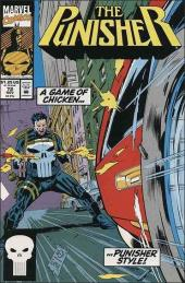 Punisher Vol.02 (Marvel comics - 1987) (The) -72- Life during war time
