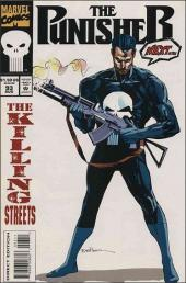 Punisher Vol.02 (Marvel comics - 1987) (The) -93- The killing streets