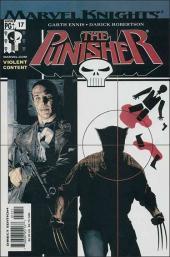 Punisher Vol.06 (Marvel comics - 2001) (The) -17- Aim low