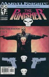 Punisher Vol.06 (Marvel comics - 2001) (The) -20- Brotherhood part 1