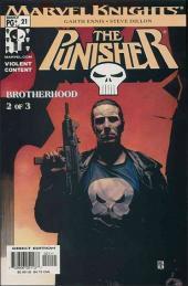 Punisher Vol.06 (Marvel comics - 2001) (The) -21- Brotherhood part 2