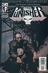Punisher Vol.06 (Marvel comics - 2001) (The) -24- Hidden part 1