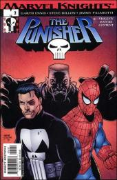 Punisher Vol.06 (Marvel comics - 2001) (The) -2- Does whatever a Spider can