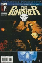 Punisher Vol.06 (Marvel comics - 2001) (The) -33- Confederacy of Dunces part 1