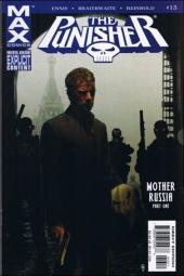 Punisher MAX (Marvel comics - 2004) (The) -13- Mother Russia part 1