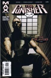 Punisher MAX (Marvel comics - 2004) (The) -29- The slavers part 5