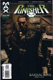 Punisher MAX (Marvel comics - 2004) (The) -35- Barracuda part 5