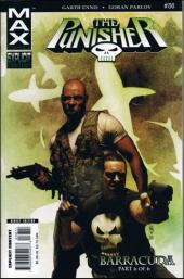 Punisher MAX (Marvel comics - 2004) (The) -36- Barracuda part 6