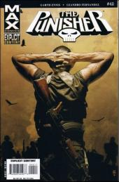 Punisher MAX (Marvel comics - 2004) (The) -42- Man of stone part 6