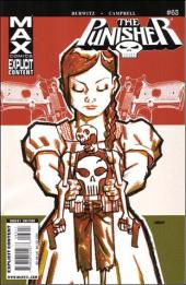 Punisher MAX (Marvel comics - 2004) (The) -63- Girls in white dresses part 3 : she is dead