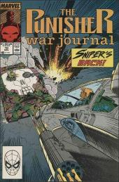 Punisher War Journal Vol.1 (Marvel comics - 1988) -10- Second shot
