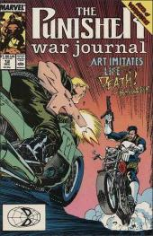 Punisher War Journal Vol.1 (Marvel comics - 1988) -12- Contrast in sin