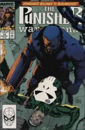 Punisher War Journal Vol.1 (Marvel comics - 1988) -13- Confession