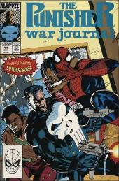 Punisher War Journal Vol.1 (Marvel comics - 1988) -14- Blind faith
