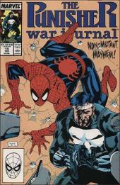 Punisher War Journal Vol.1 (Marvel comics - 1988) -15- Headlines