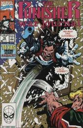 Punisher War Journal Vol.1 (Marvel comics - 1988) -16- Panhandle