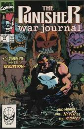 Punisher War Journal Vol.1 (Marvel comics - 1988) -17- Tropical trouble