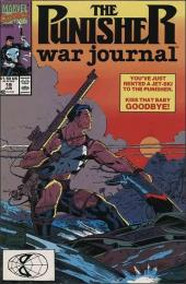 Punisher War Journal Vol.1 (Marvel comics - 1988) -19- Trauma in paradise