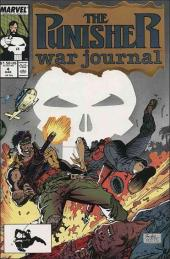 Punisher War Journal Vol.1 (Marvel comics - 1988) -4- Sniper