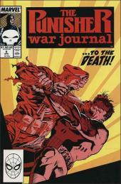 Punisher War Journal Vol.1 (Marvel comics - 1988) -5- Crucible