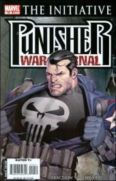 Punisher War Journal (2007) -10- Sunset