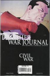 Punisher War Journal (2007) -3- How I won the war part 3 : mutually assured destruction