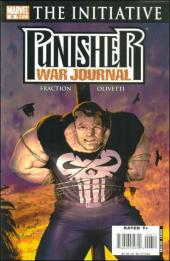 Punisher War Journal (2007) -6- Goin' out west