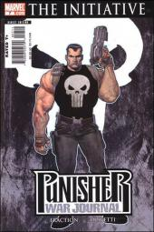 Punisher War Journal (2007) -7- Blood and sand