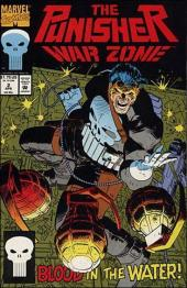 Punisher War Zone (1992) -2- Blood in the water