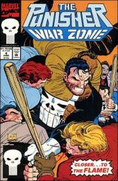 Punisher War Zone (1992) -4- Closer to the flame