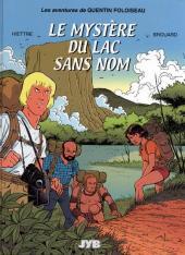 Quentin Foloiseau (Les aventures de) -1- Le mystère du lac sans nom