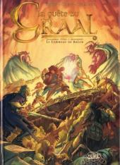 La quête du Graal -2- Le tombeau de Balor