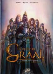 La quête du Graal -3- Les Chevaliers de la table Ronde