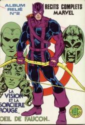 Un récit complet Marvel -REC02- Album Relié N°2 (n°4 et n°5)
