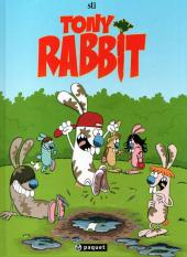 Les rabbit -1- Carotte Power