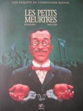L'homme au bigos (Les Enquêtes du commissaire Raffini) -7- Les petits meurtres