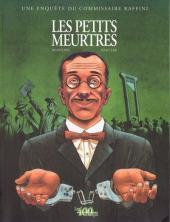 Les enquêtes du commissaire Raffini -7a- Les petits meurtres